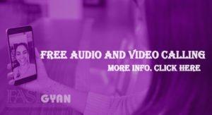 free audio video calling