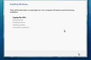 windows 7 copping file