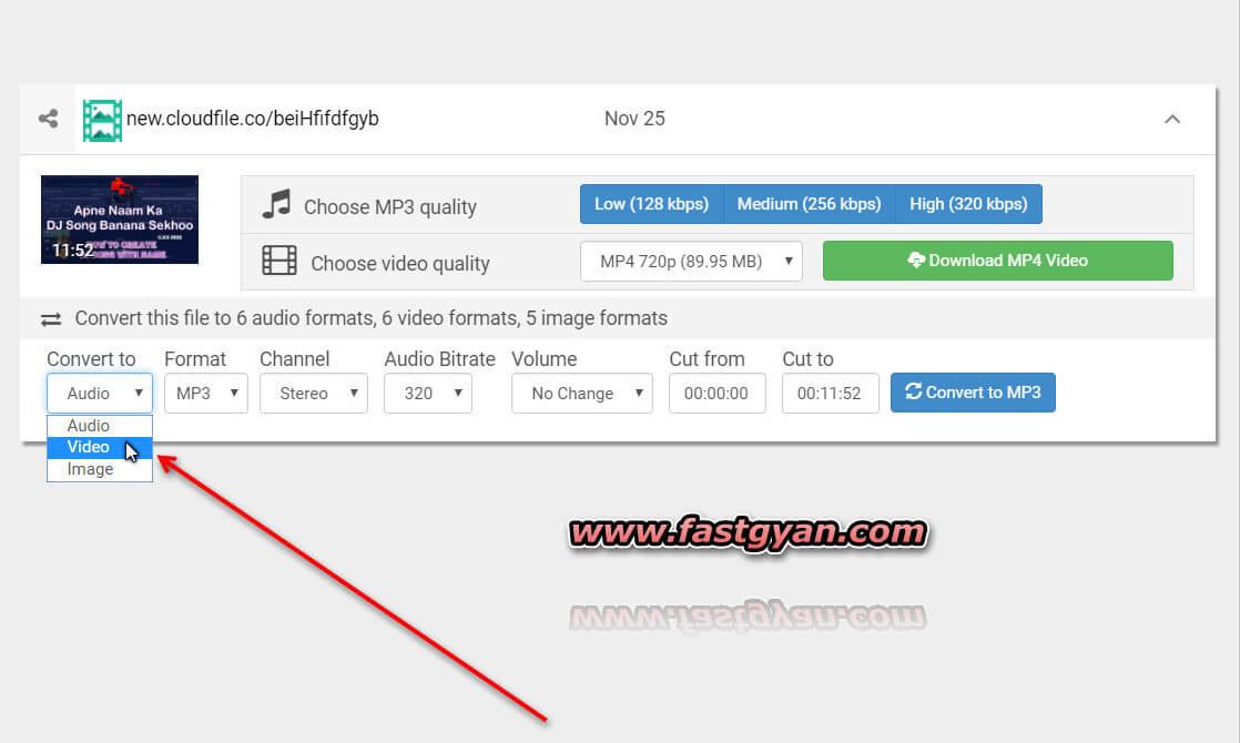 crop video online tool