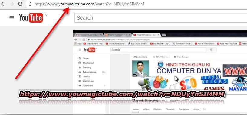 youtube magic download