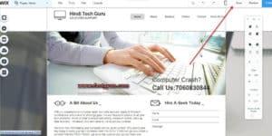 free website save