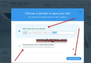 free website save and