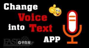 Hindi Text to Speech Android App ki Jankari