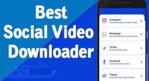 Social Video Downloader App ki Jankari
