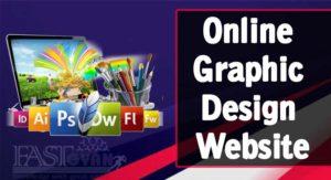 Online Graphic Design Website ki Jankari