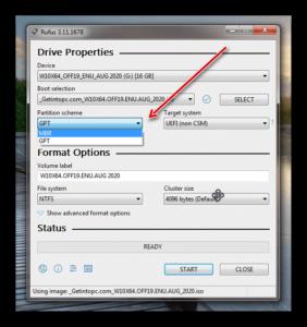 MBR GPT Hard Disk Error Fix