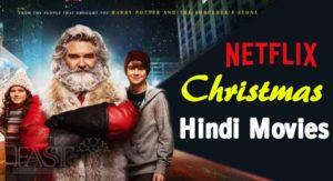 Netflix Latest Christmas Hollywood Hindi Movies