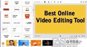 Best Online Video Editing Tool ki Jankari