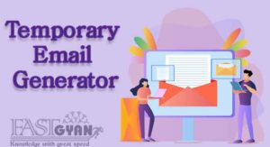 Free Temporary Email Generator Website ki Jankari